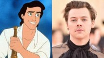 Disney May Cast Harry Styles as Prince Eric in 'The Little Mermaid'