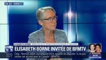 """Élisabeth Borne: """"La transition écologique et solidaire, c'est l'une des priorités de cet acte II du quinquennat"""""""