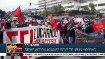 Ecuador July 16 National Strike