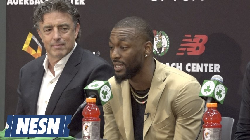 Kemba Walker On Why He Chose The Celtics