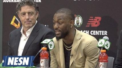 Kemba Walker On Why He Chose The Celtics