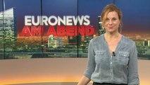 Euronews am Abend   mit den Nachrichten vom 17.7.2019