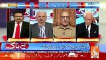 Amjad Shoaib's Response On Kulbushan's Case