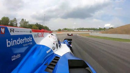 2019 4 Hours of Barcelona - Onboard #23 Panis-Barthez Competition during the private tests!