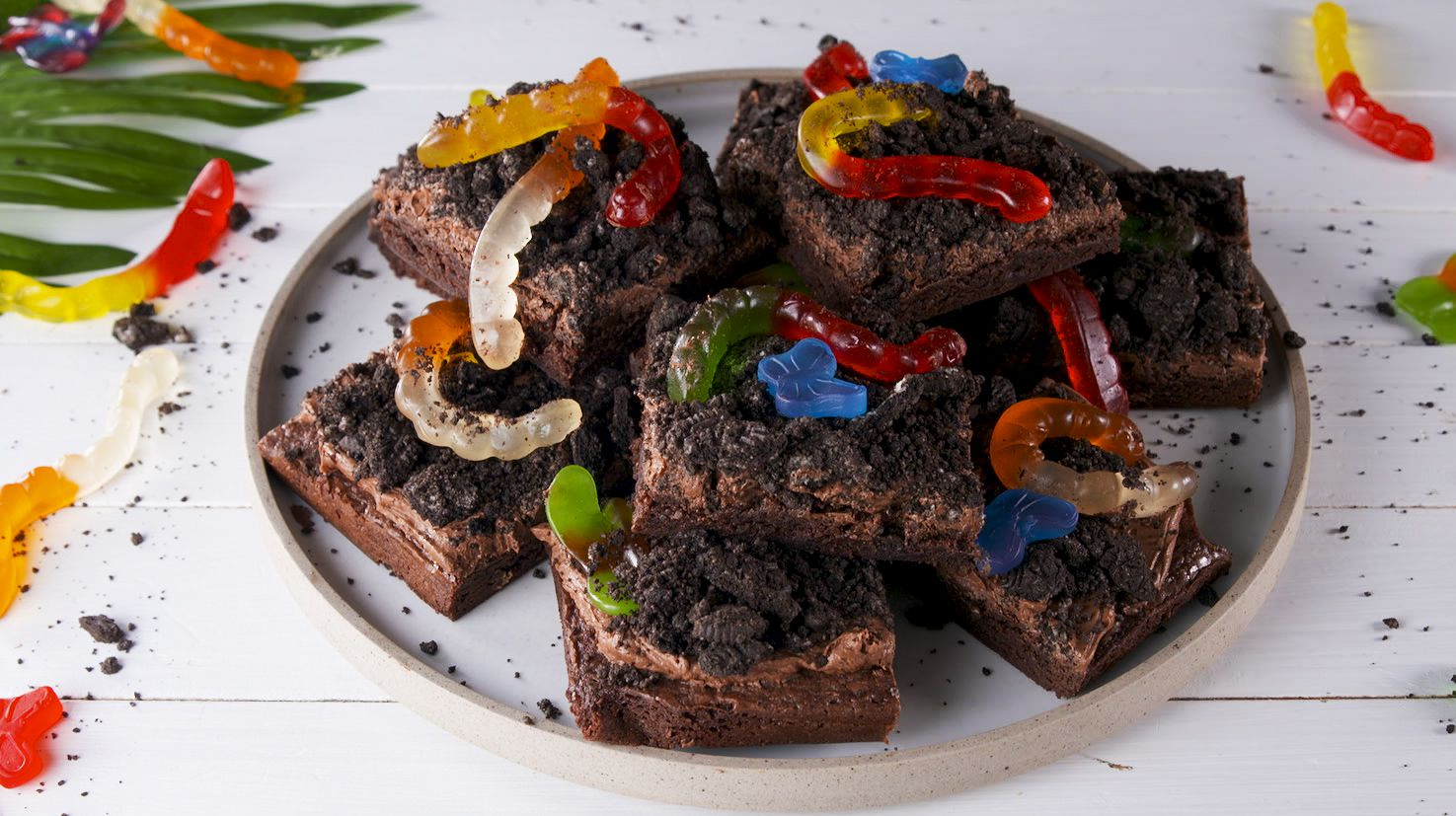 Timon and Pumba Would Go Wild For These Grub Brownies