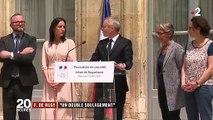 """François de Rugy : """" Une vie d'engagement ne se résume pas à quelques images"""""""