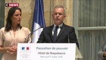 Elisabeth Borne remplace François de Rugy en tant que ministre de l'Ecologie