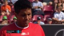 Bastad - Les sept balles de match de Ramos-Vinolas contre Verdasco !