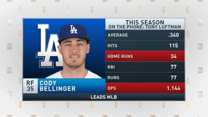 The Jim Rome Show: Cody Bellinger is the most complete baseball athlete since Bo Jackson