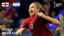 England v Argentina - FIFA Women's World Cup France 2019™