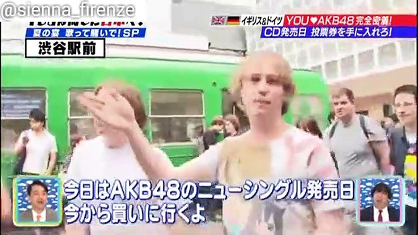 Proved to Go International, Foreigners also Love AKB48