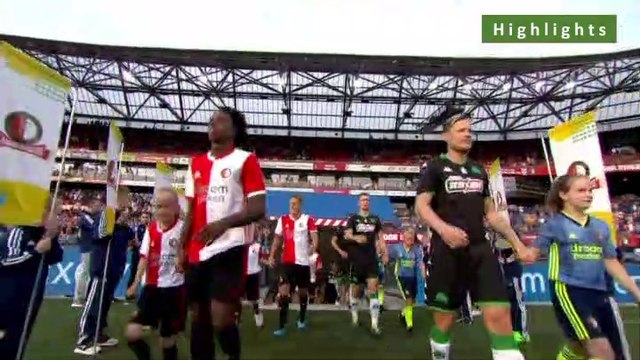 Feyenoord 0-3 Panathinaikos - Full Highlights 17.07.2019