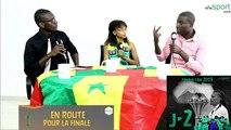 Plateau Spécial - En route pour la finale Sénégal-Algérie: J-3 !!! #SUNUCAN