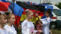 """دونيتسك الأوكرانية تحيي الذكرى الخامسة لإسقاط الطائرة الماليزية """"إم إتش 17"""""""