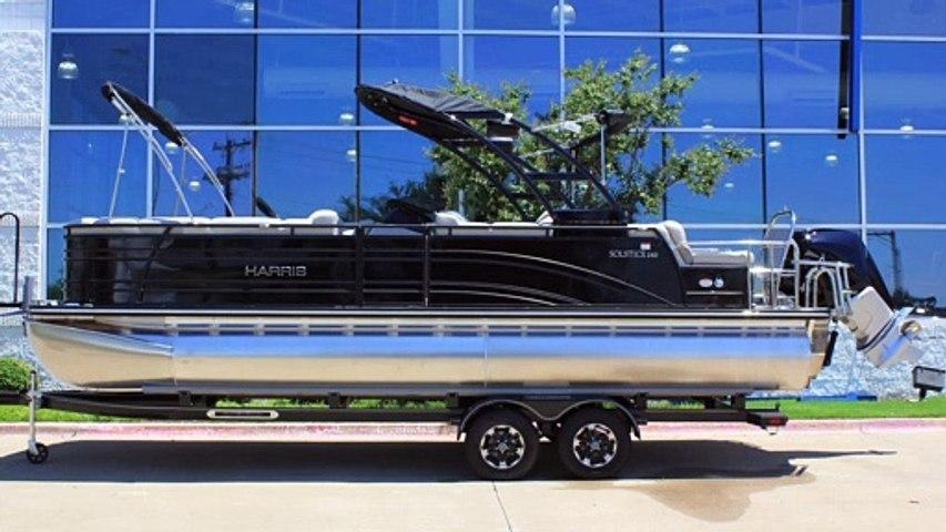 2019 Harris 240 Solstice For Sale at MarineMax Dallas