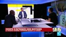 """CAN-2019 : """"Le Nigeria a plus prouvé que la Tunisie durant cette Coupe d'Afrique des nations"""""""