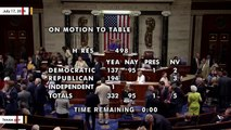 House Votes Down Attempt To Impeach Trump