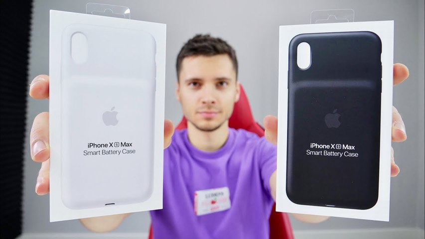 iPhone XS Smart Battery Case- -129 Brick or Beast?