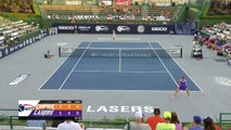 7/17: World TeamTennis: New York Empire vs. Springfield Lasers