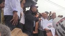 Fernández reúne a miles de personas contra reelección del presidente dominicano