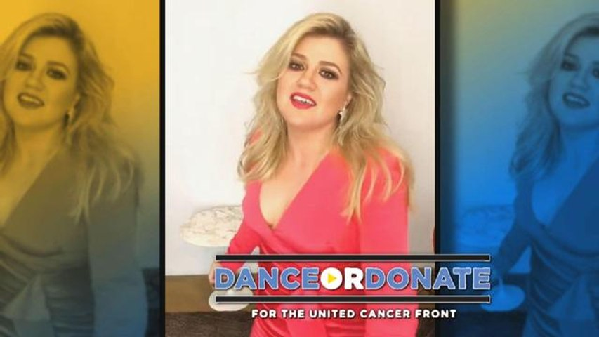 Dance or Donate! See Which Celebs Are Joining the Viral Challenge