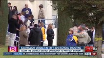 $3.8 million verdict in 2013 Taft school shooting
