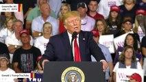 Trump Rally Crowd Chants 'Send Her Back' As President Slams Ilhan Omar