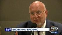 CDC director visits Arizona