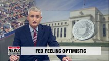 Federal Reserve says U.S. economy 'generally positive' despite trade policy disruptions