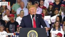 Ilhan Omar Cites Maya Angelou In Her Reaction To 'Send Her Back' Chant At Trump Rally
