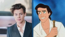 Harry Styles in Talks to Play Prince Eric in 'Little Mermaid' Live-Action Movie