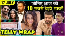 Surbhi Chandna Masti, Nia Sharma & Ravi Dubey Jamai Raja 2, Amruta Khanvilkar In KKK10   Top 10 News