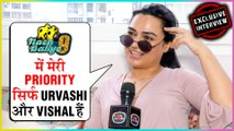 Renee Dhyani AMAZING Reaction On Urvashi Dholakia And Vishal Aditya Singh For Nach Baliye 9
