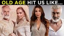 Arjun - Malaika, Salman - SRK, Deepika - Ranveer Old Age Look   Face App Challenge