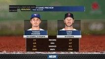 Chris Sale Gets Start In Red Sox's Series Finale Vs. Blue Jays