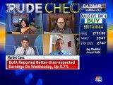Stock expert Mitessh Thakkar is recommending a buy on these stocks today