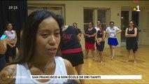 L'amour du 'ori tahiti à San Francisco