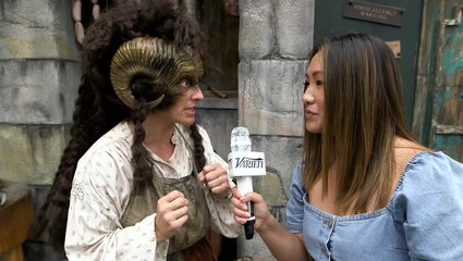 Amazon's 'Carnival Row' Comes To Life at Comic Con