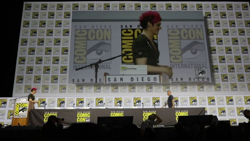 Arnold Schwarzenegger & Linda Hamilton 'Terminator: Dark Fate' Full Comic-Con Panel