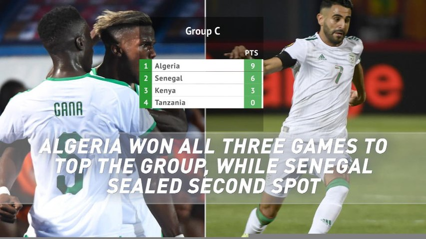 Senegal v Algeria - Road to the AFCON final