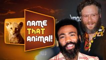 The Cast of 'The Lion King' plays 'Name That Animal!'