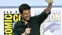 WATCH Tom Cruise's Surprise Appearance at Comic-Con 2019!