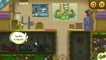 Let's Play - Snail Bob 2, Level 0-2, Chapter 0 - Meet Bob