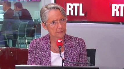 Elisabeth Borne - RTL jeudi 18 juillet 2019