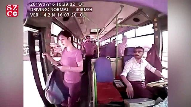 Genç kızın otobüsten düşüp öldüğü olayda dikkat çeken detay