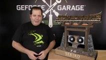 GeForce Garage EP 11 RTX Mod PC inspirado en Sekiro