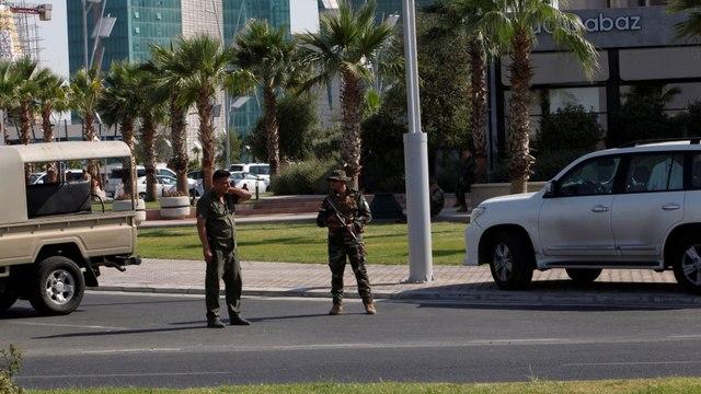 Turkish envoy killed in Iraq by gunmen in restaurant attack