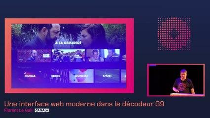 [Open R&Day 2019] Une interface web moderne dans le décodeur G9
