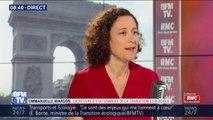 """Train Perpignan-Rungis: """"Elisabeth Borne s'est battue pour qu'on maintienne la ligne"""", affirme Emmanuelle Wargon"""