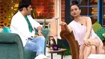 The Kapil Sharma Show: Kapil Sharma asks strange question to Kangana Ranaut | FilmiBeat
